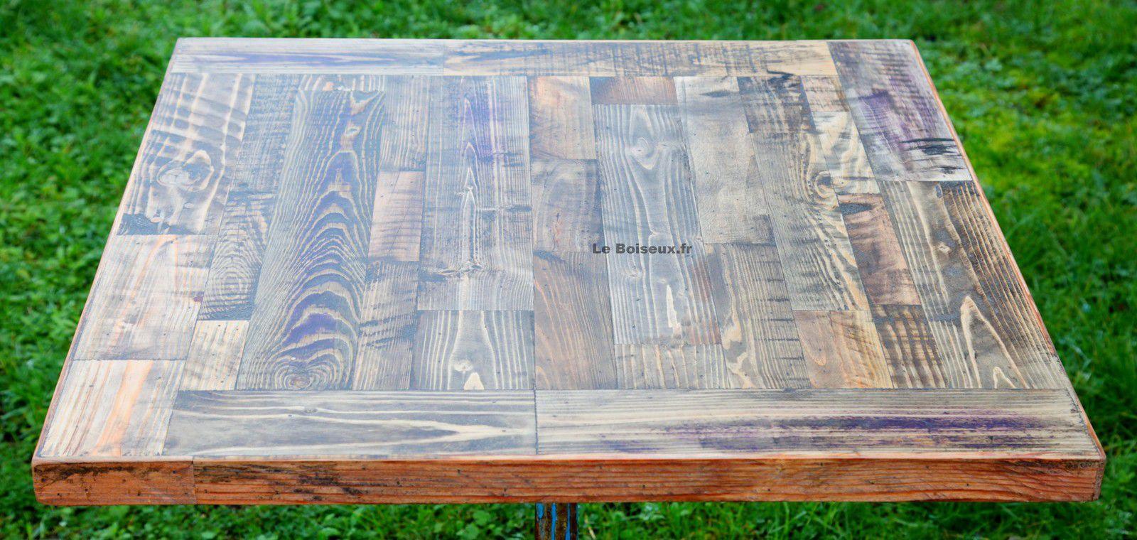 """Pour les friands de plateaux à croquer recherchant des tables capables d'aiguiser leur appétit, les modèles Le Boiseux sont, dit-on, à croquer, et ont, souvent, un arrière-goût de """"reviens-y"""". En tout cas, c'est ce qui reste quand tout est mangé."""