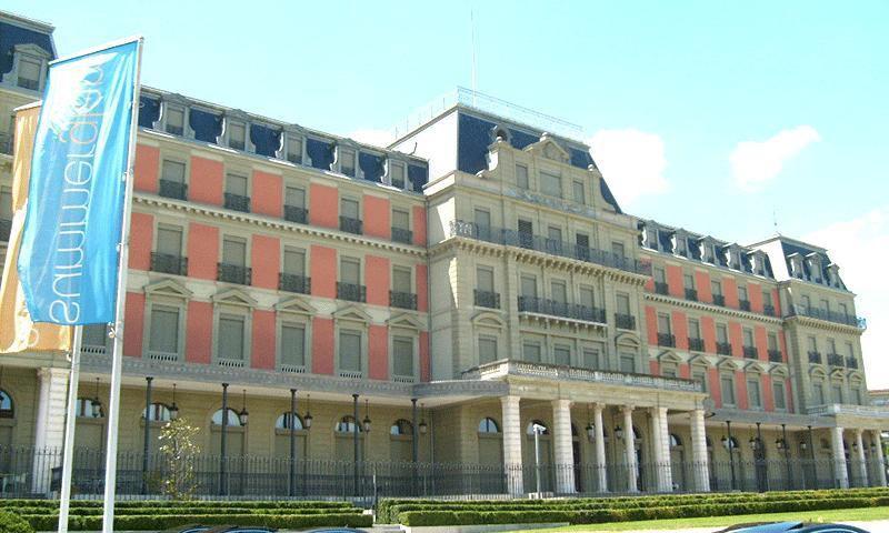 Palais Wilson, à Genève, siège du Haut-Commissariat des Nations unies aux droits de l'homme