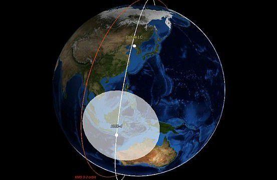 En février 2016, la RPD de Corée a réussi la mise sur orbite du satellite artificiel Kwangmyonsong-4.