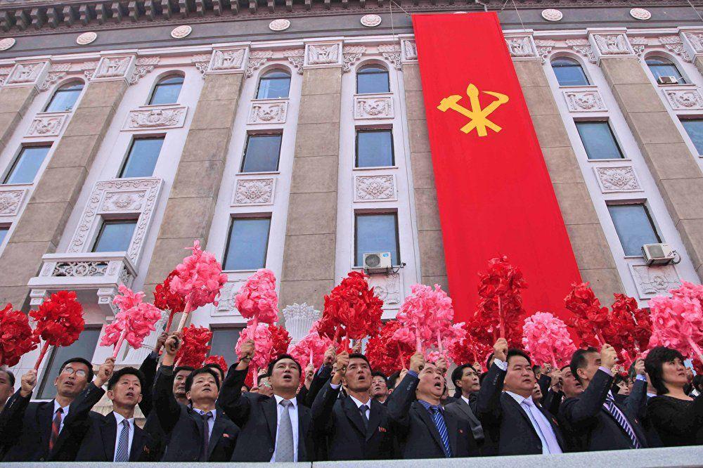La Corée du Nord a célébré le 20e anniversaire de l'élection de Kim Jong-il comme Secrétaire Général du Parti du travail de Corée