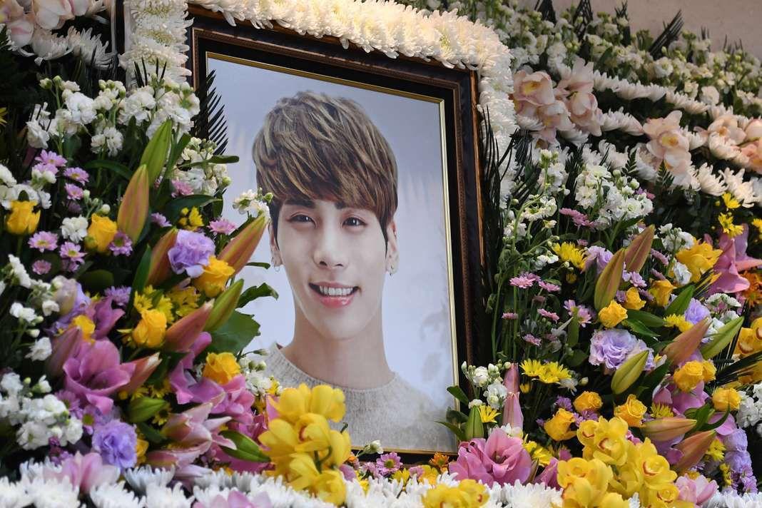 Le suicide de Kim Jong-hyun, révélateur de la face sombre de la K-Pop