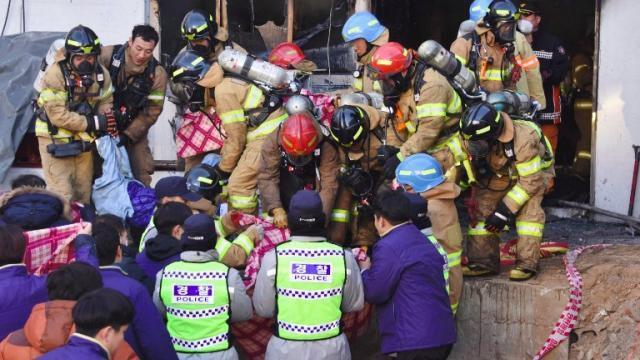 Dramatique incendie dans un hôpital à Miryang : ce qui va changer, ce qui doit changer