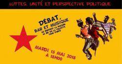 Rencontre entre l'AAFC et l'Association nationale des communistes (ANC)