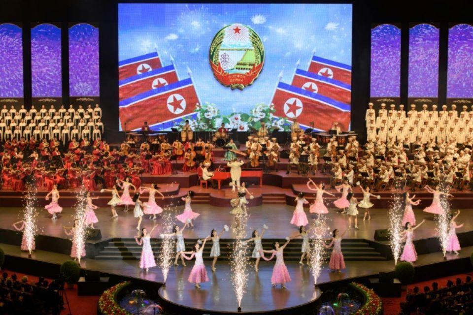 Fondation de la RPD de Corée : Pyongyang à l'offensive diplomatique