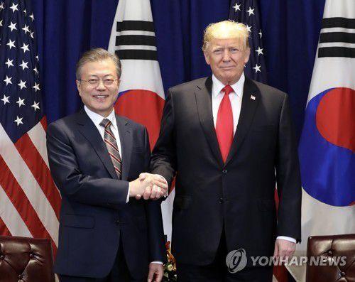 Visite de Moon Jae-in aux Etats-Unis : Donald Trump annonce un prochain sommet avec Kim Jong-un