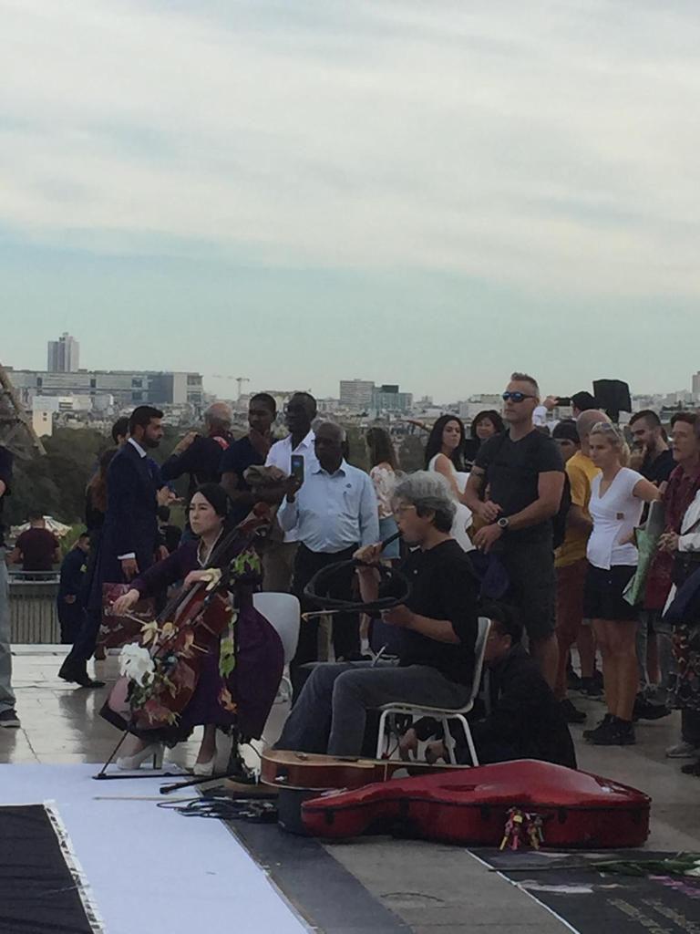 Femmes de réconfort : des représentations artistiques à Paris pour ne pas oublier