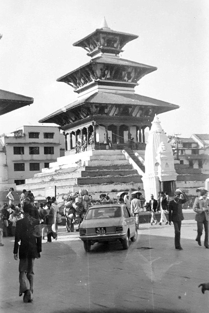 temple Pokhara