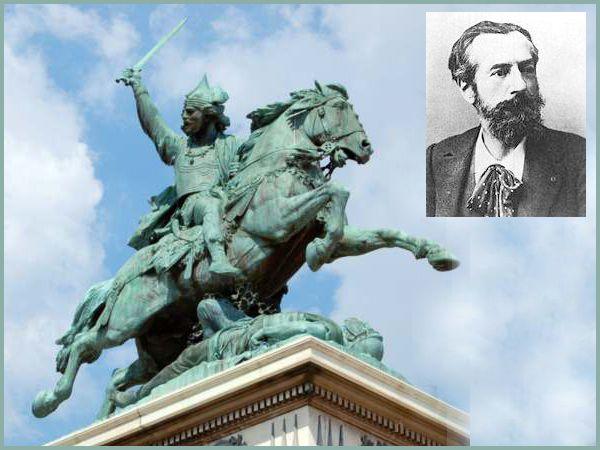 Frédéric Auguste Bartholdi 1834 - 1907