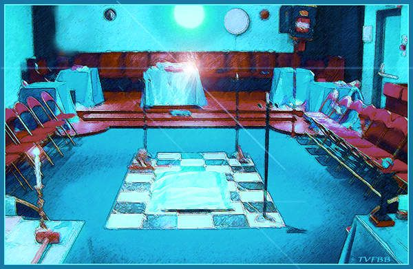 Rituel - III... une pièce de théâtre ?