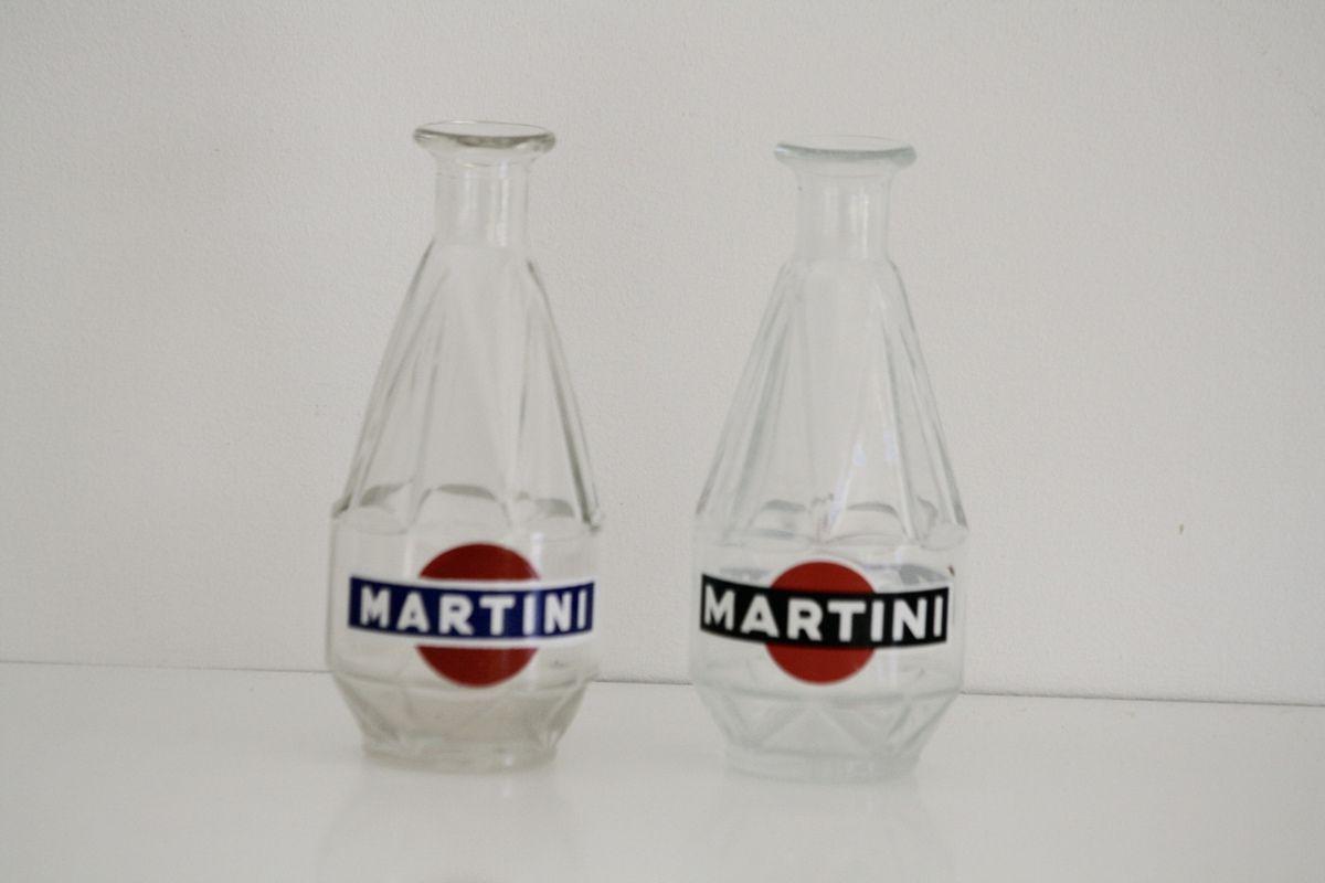 Carafe de bistrot Martini Années 70 - Vintage