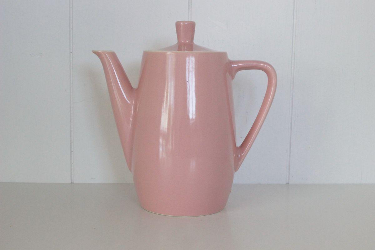 Cafetière Melitta Rose Années 60 - Vintage