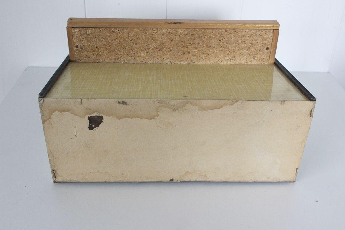 Petit piano  formica Jouet enfant Années 70 - Vintage