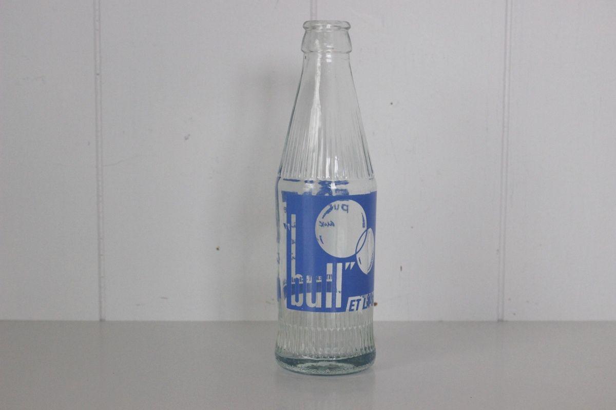 Bouteille de soda Bull Vitteaut Chalon sur Saône Années 70 - Vintage