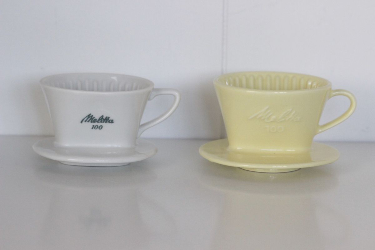 Porte filtre Melitta 101 et 102 Années 70 - Vintage