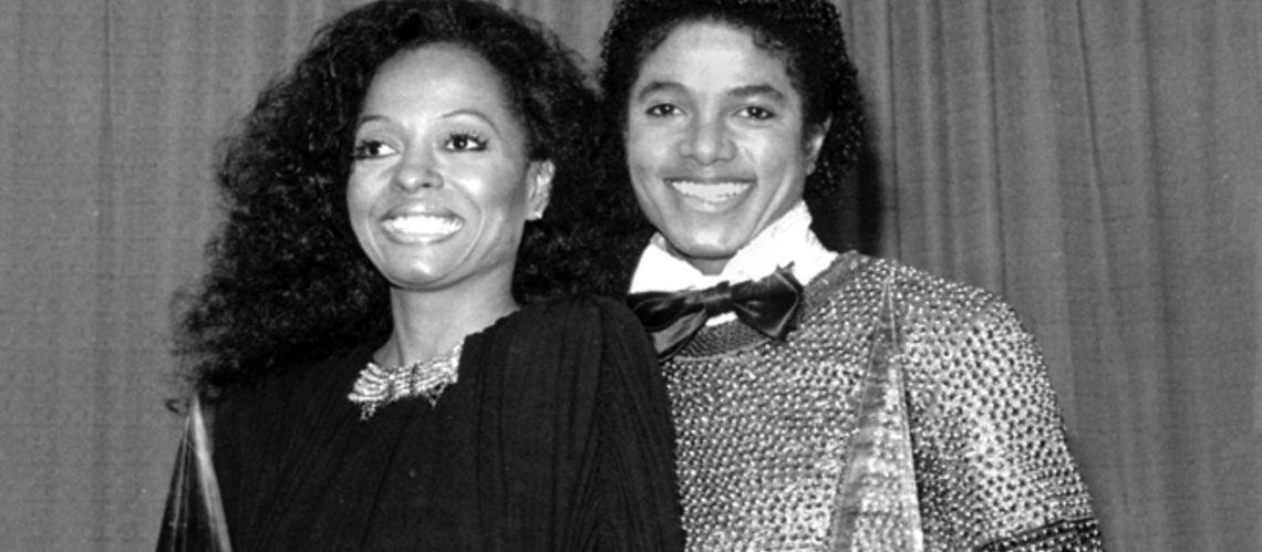 La relation entre Michael Jackson et Diana Ross.