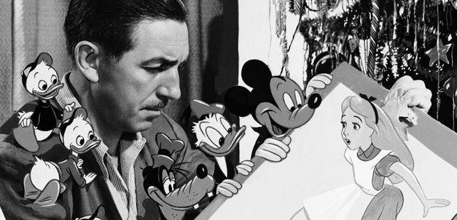 Walt Disney le successeur des Perrault, Grimm et Andersen.