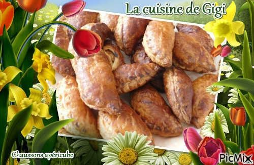 Chaussons apéricube (Thermomix)