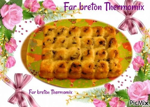 Far breton Thermomix