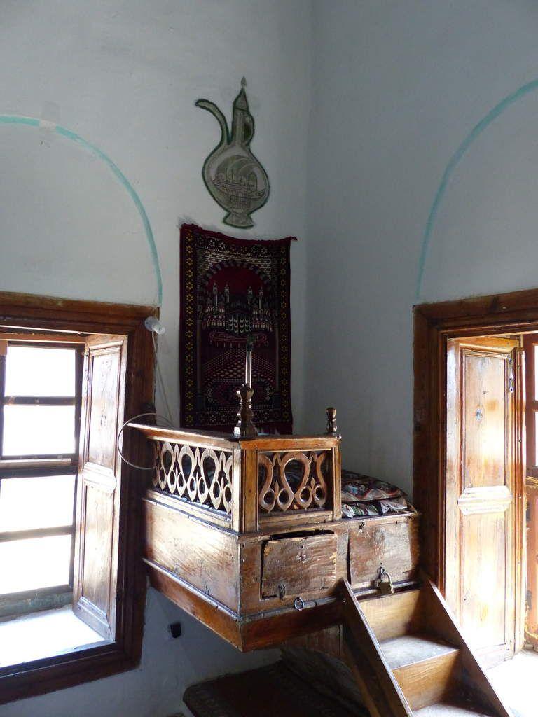 La mosquée du roi et la salle de danse des derviches