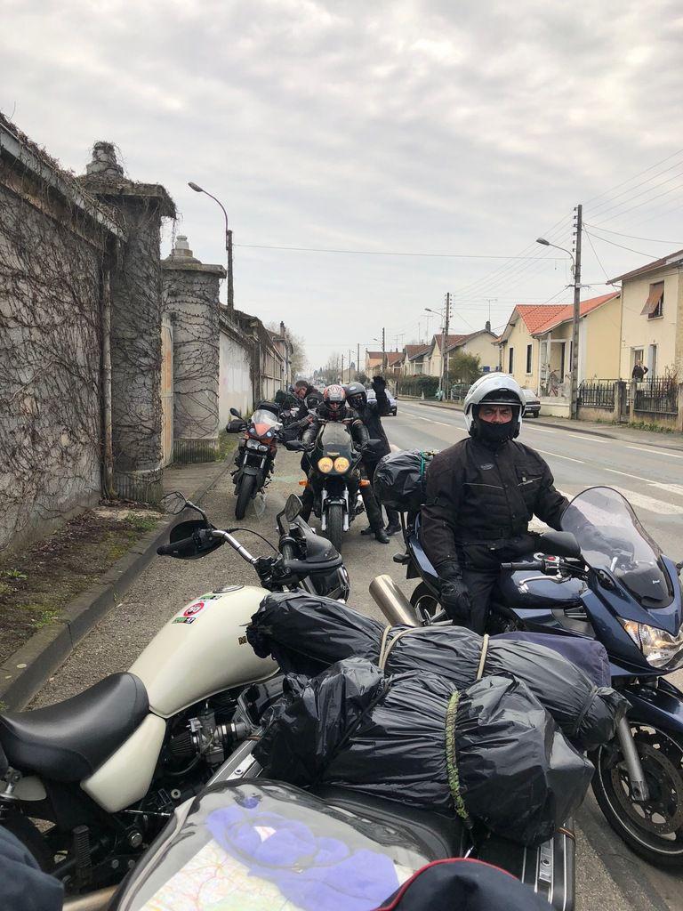 Magretreffen 2018 à Vézac