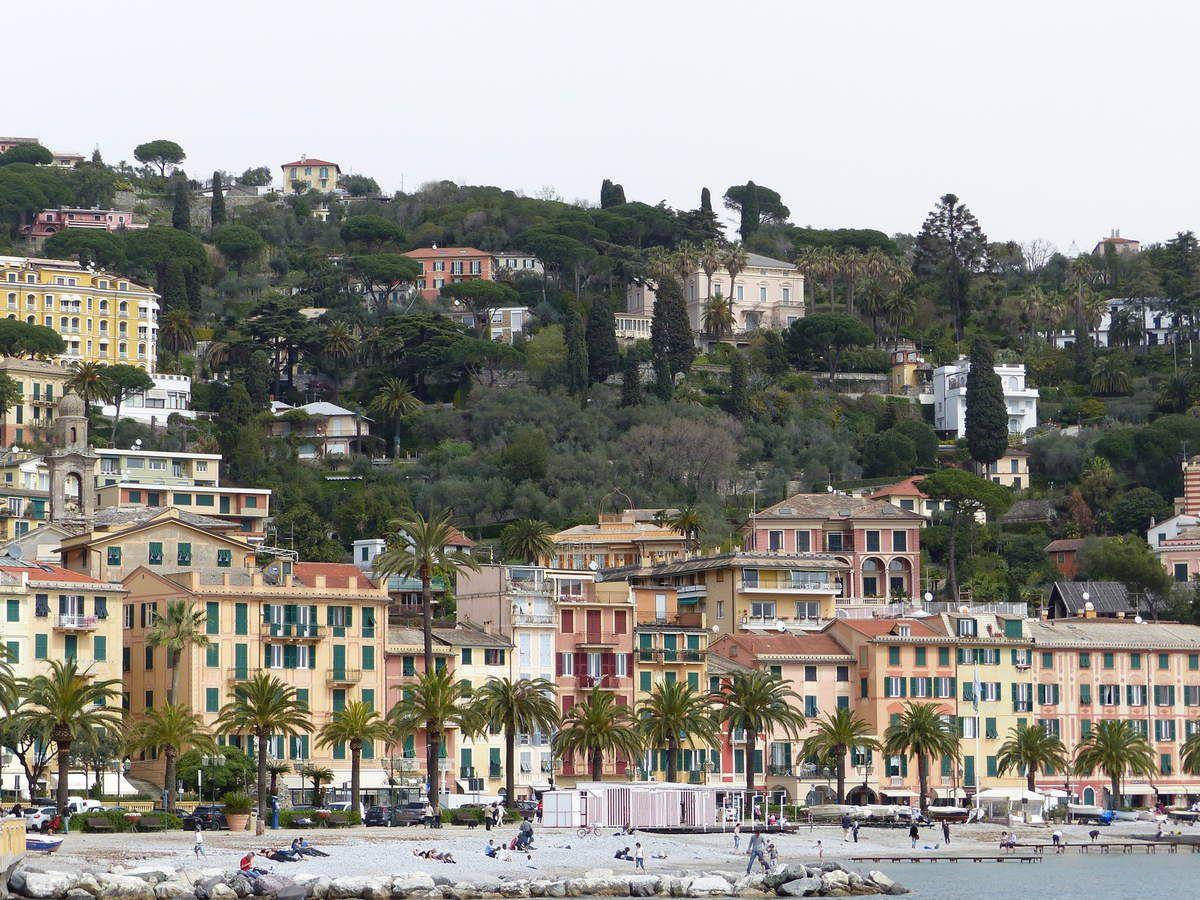 Portofino et Levanto