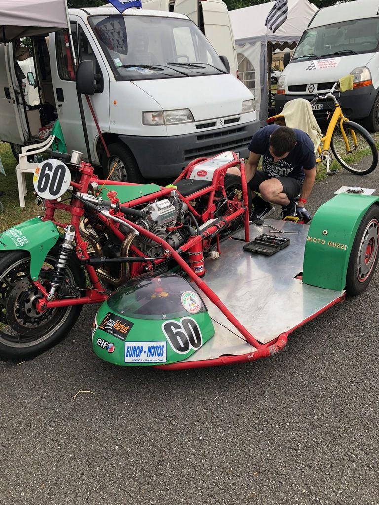 3ème manche du championnat RSCM à  Pau-Arnos