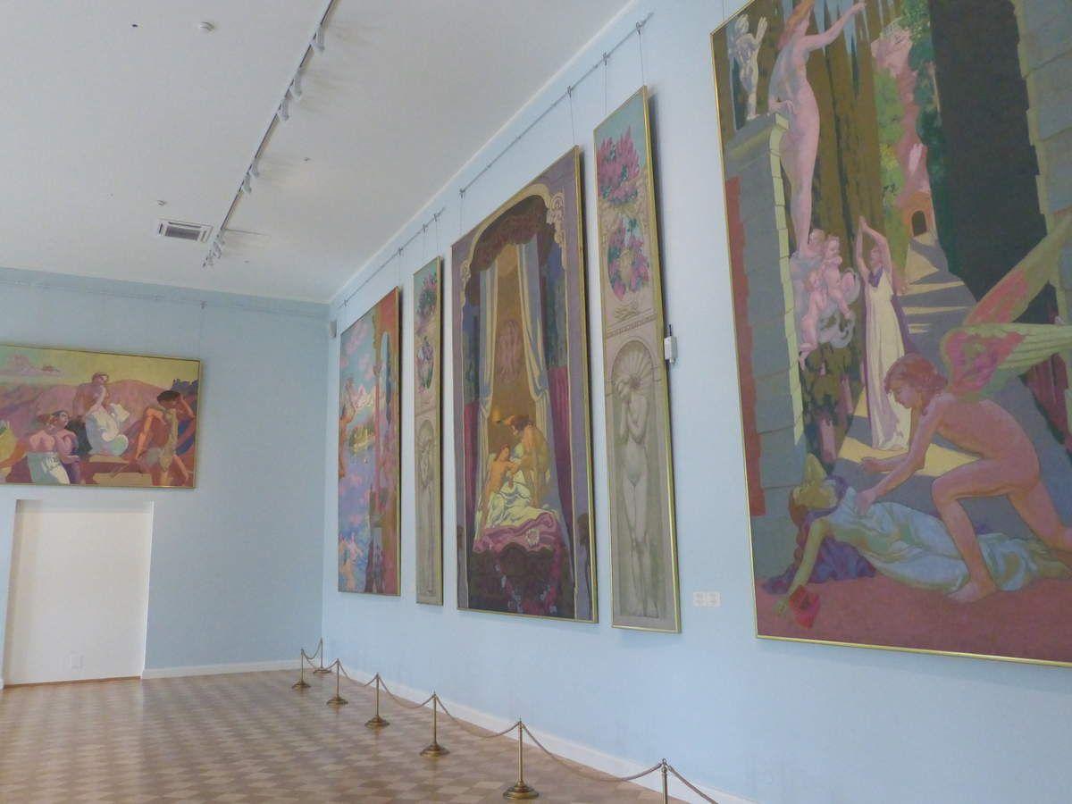 Le musée de l'Etat Major