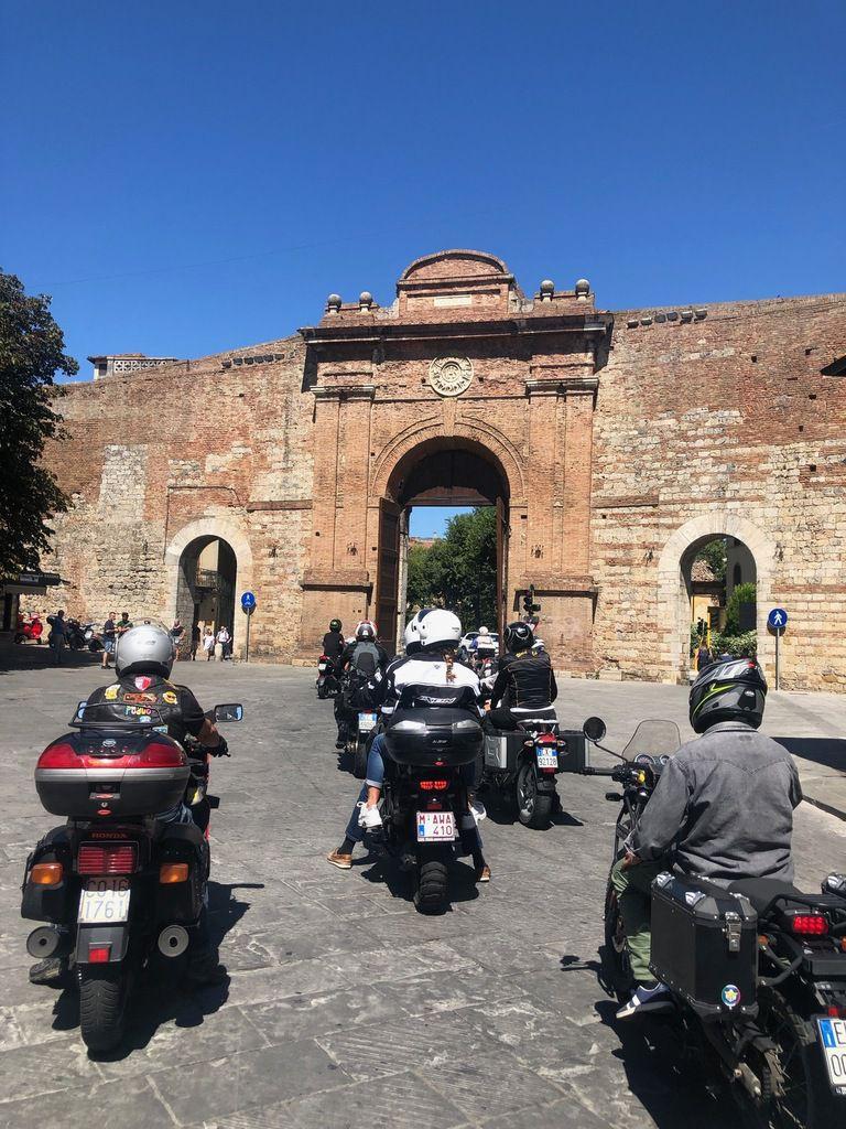 Rassemblement de Sienne (Italie)