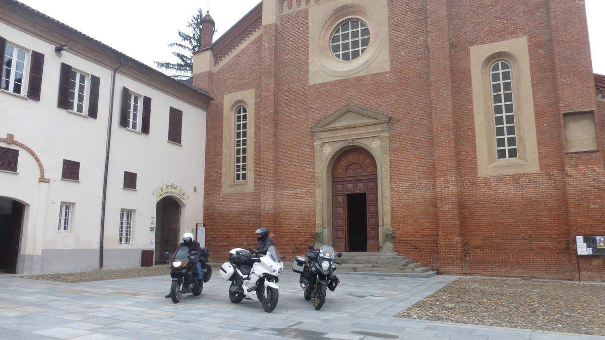 Motoraduno à Sant'Angelo in Vado