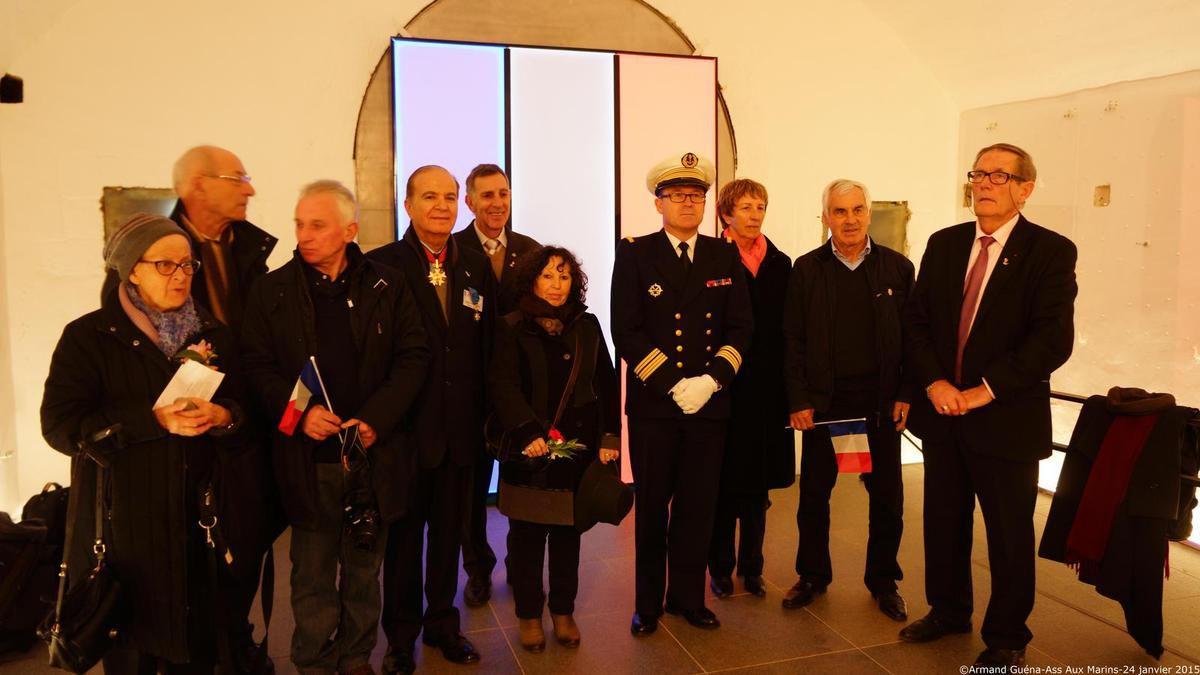 Photographies association Aux Marins : Nicole Agée - Armand Guéna - Jean-Jacques Tréguer