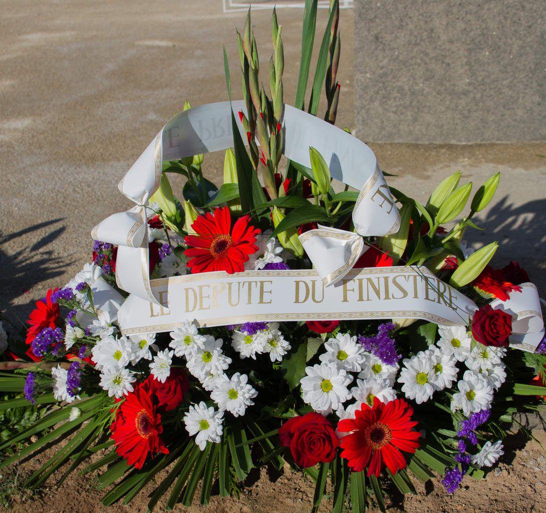 17 AOÛT 2015 - HOMMAGE AUX MARINS FRANÇAIS MORTS POUR L'INDÉPENDANCE AMÉRICAINE (1778-1783) - LES PHOTOGRAPHIES