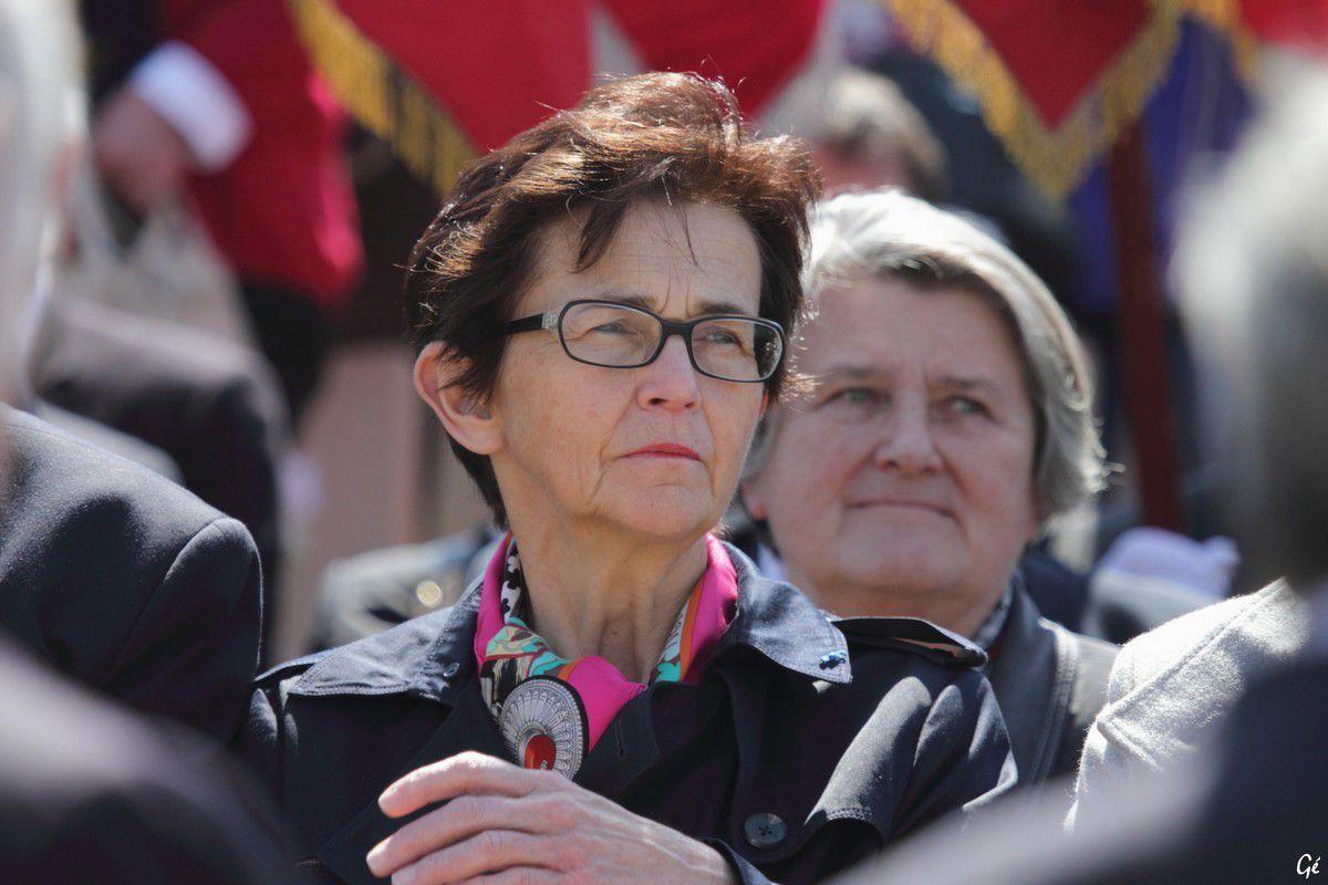 7 MAI 2016 - CÉRÉMONIE ANNUELLE DU SOUVENIR