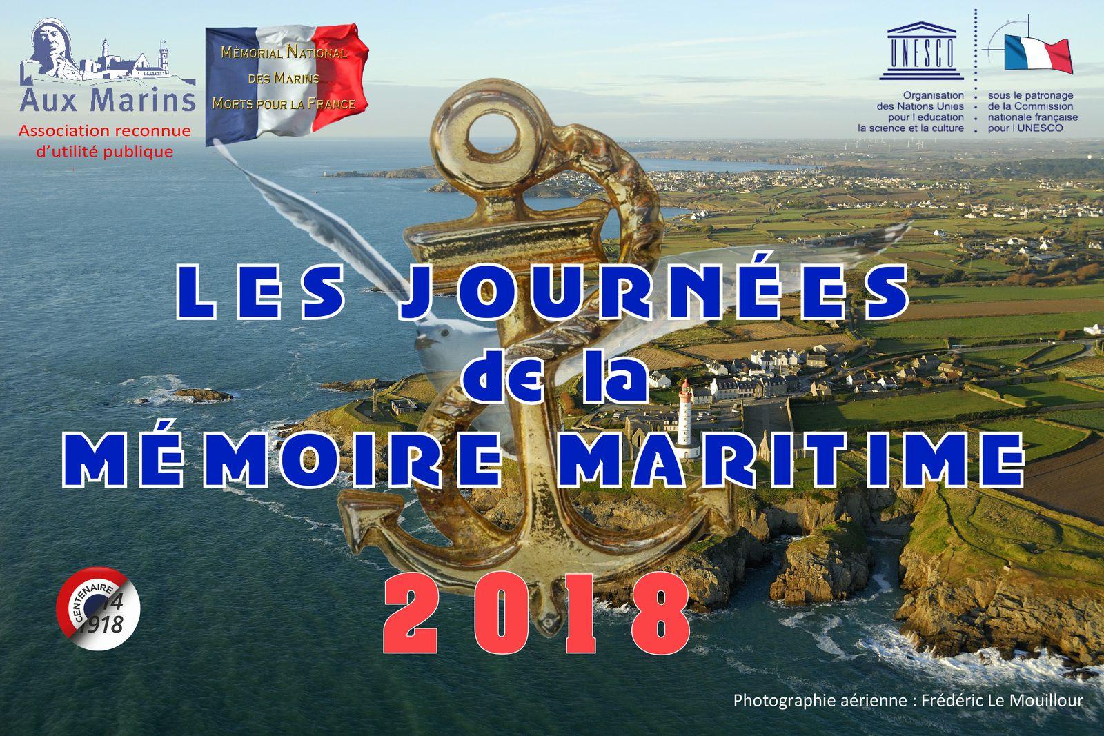 Mémorial national des marins morts pour la France - journées de la mémoire maritime
