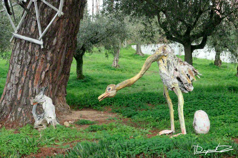 José Duarte Costa,sculpteur sur bois. (Portugal)