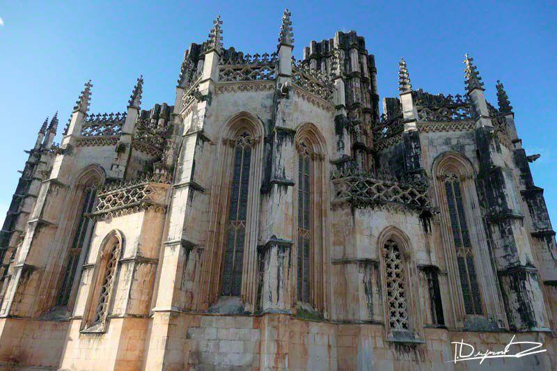 Monastère de Batalha (Portugal)