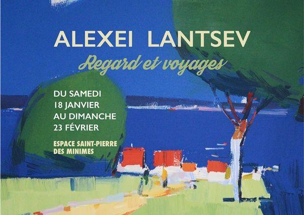 Alexei Lantsev, du soleil en hiver !