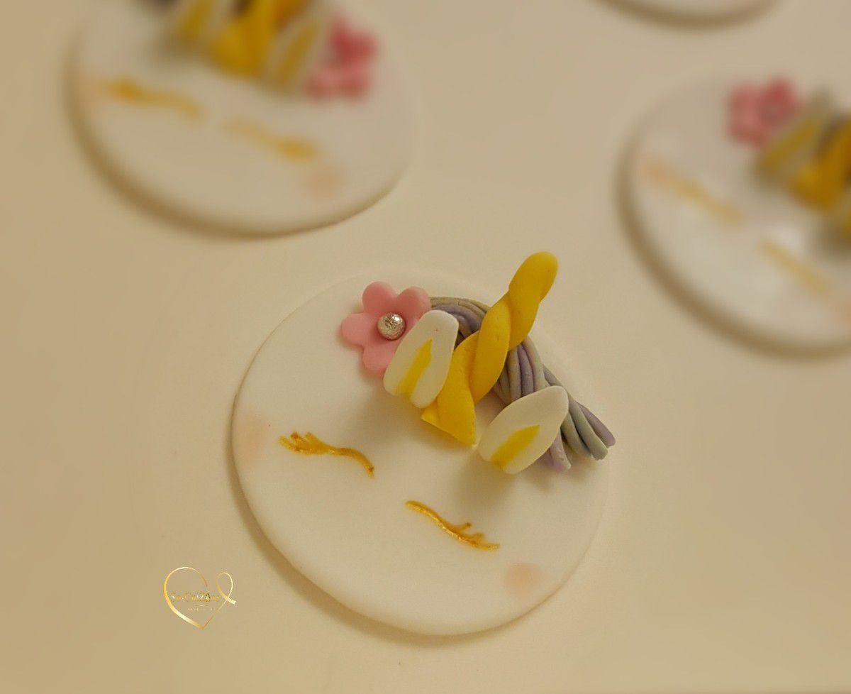 Unicorn Cupcake ou Les Cupcake licorne