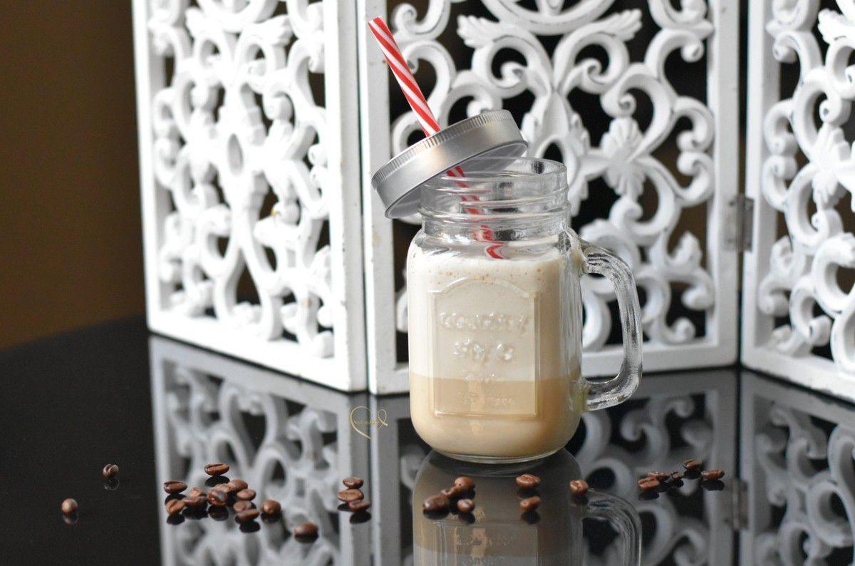 Succombez sans remords a la fraicheur de ce cafe glace light surpuissant