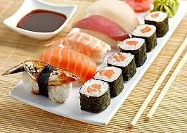 SUSHIS ET ALLERGIE ALIMENTAIRE
