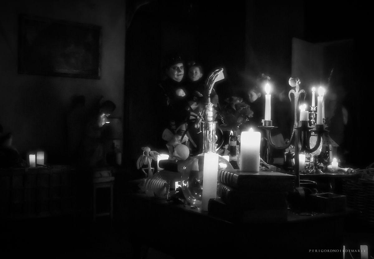 Halloween au Château de Sauveboeuf