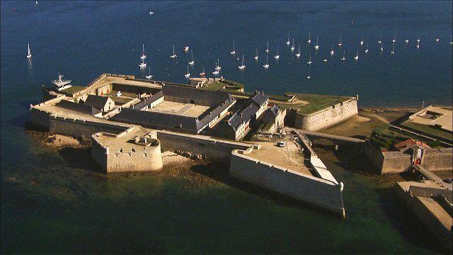 La rade à Lorient
