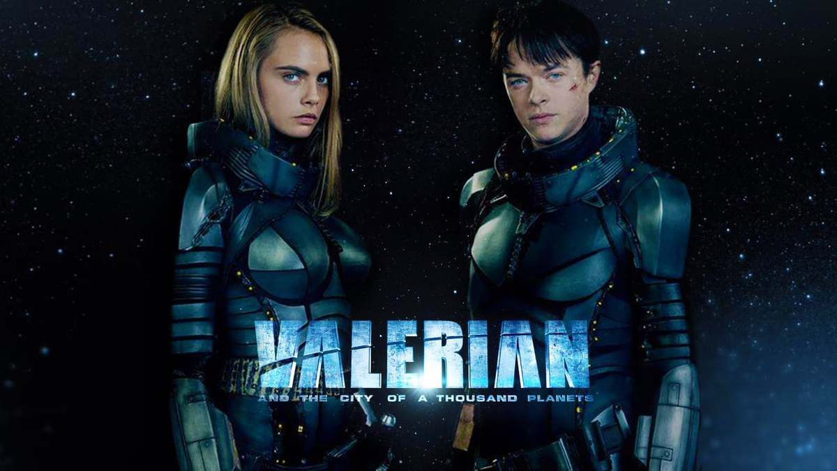 Valerian and the city of a thousand planets v.o.a.