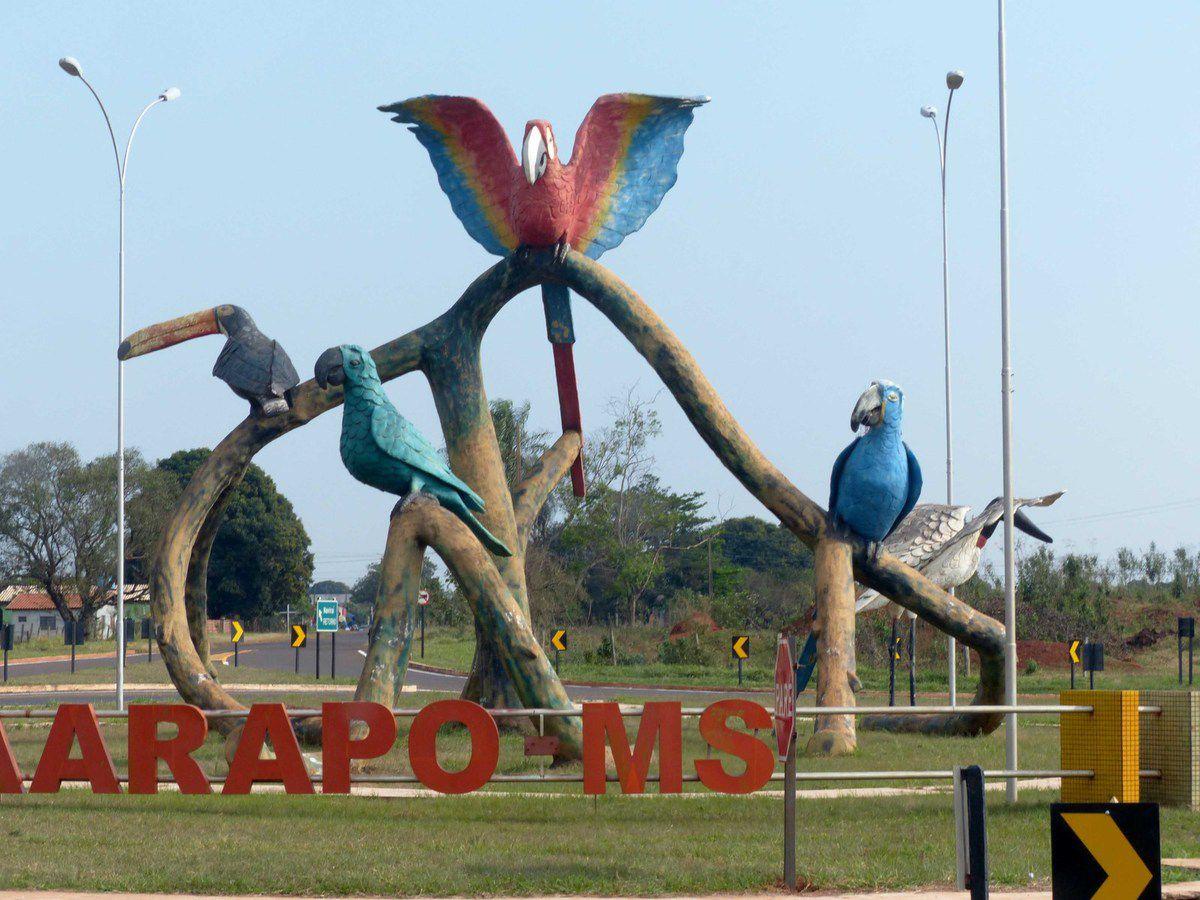 Fos do Iguaçu - Bonito