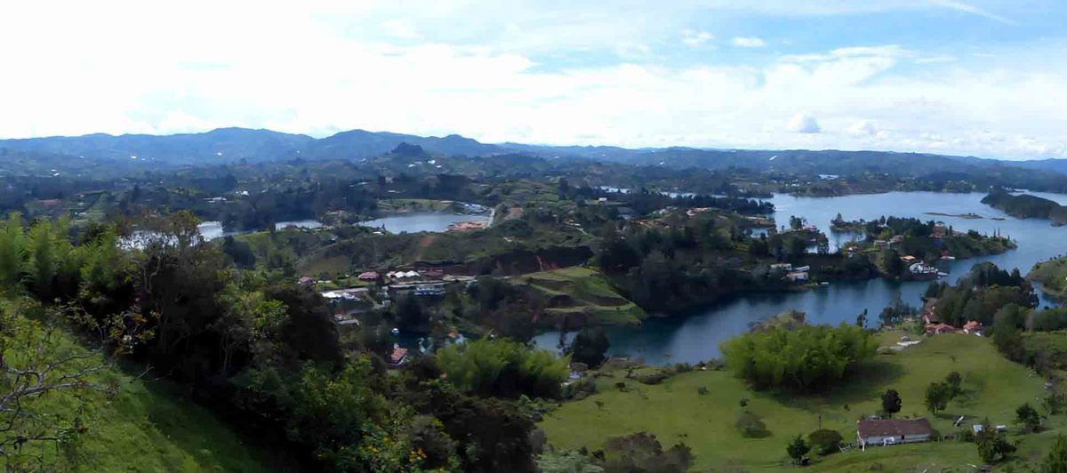 Escapade à Medellin et Guatapé