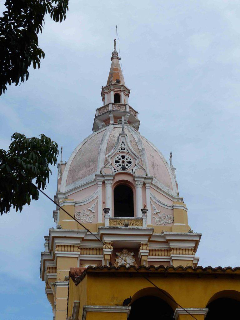 Santa fe de Antioqua Cartagena et retour à la maison