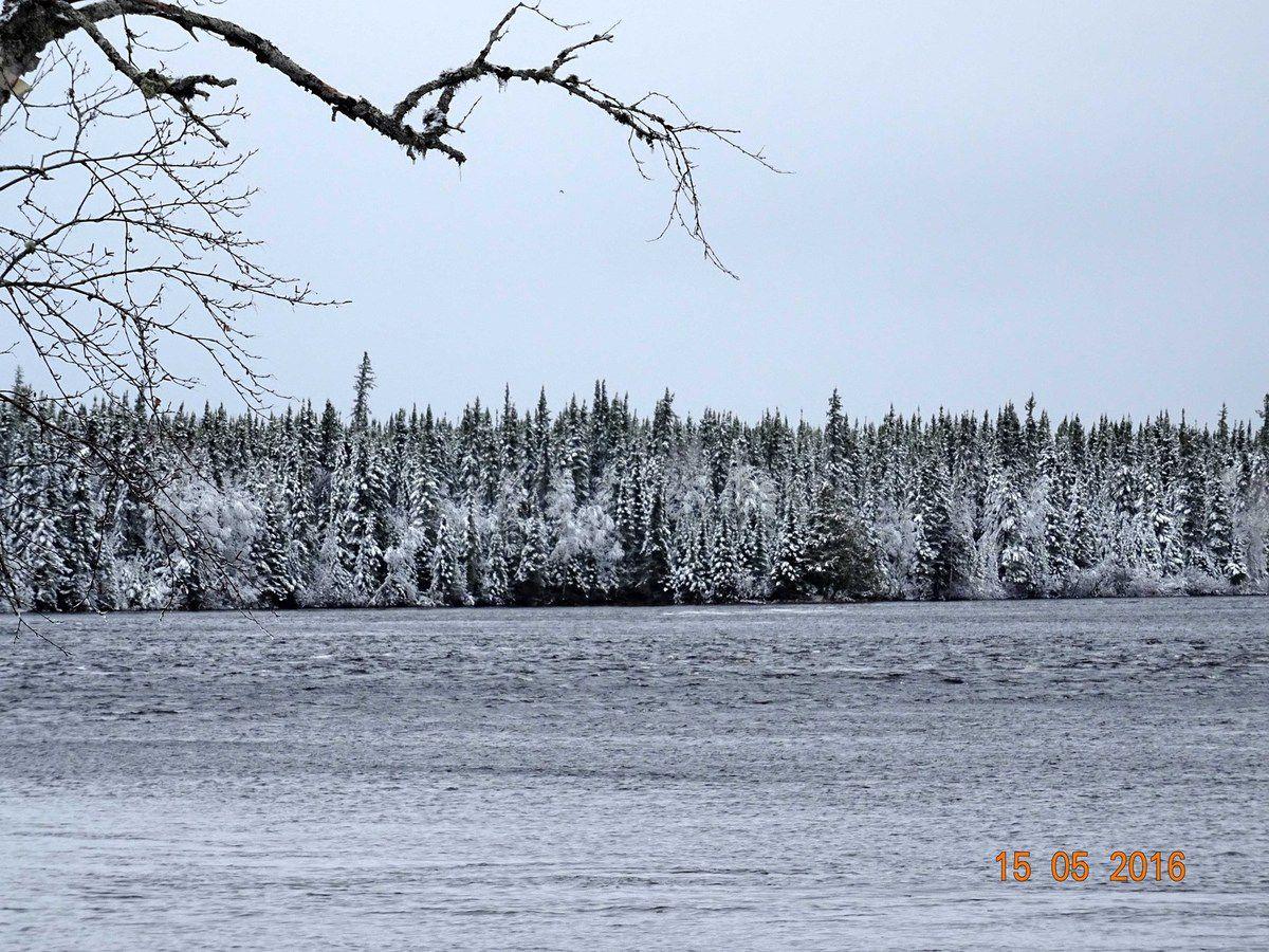 Le Quebec sous la neige