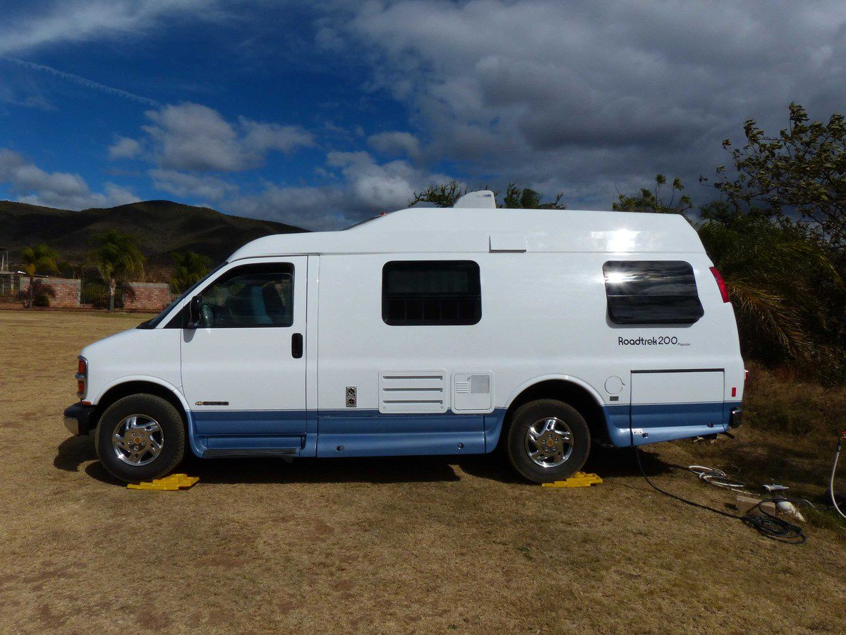 Vente Roadtrek Popular 200