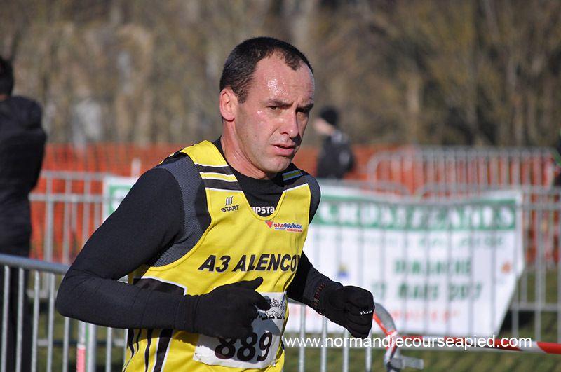 Reportage  photos Régionaux cross Falaise / NCAP - Wilhelm Roussin