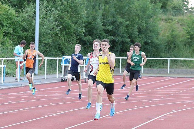 La  400 m