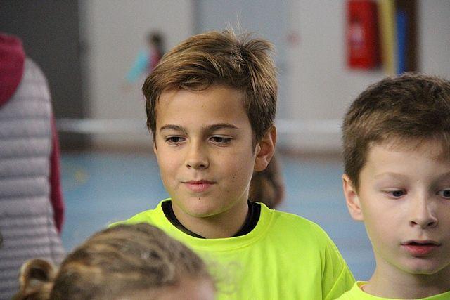 Reportage  photos du  kid athlé de Bellême